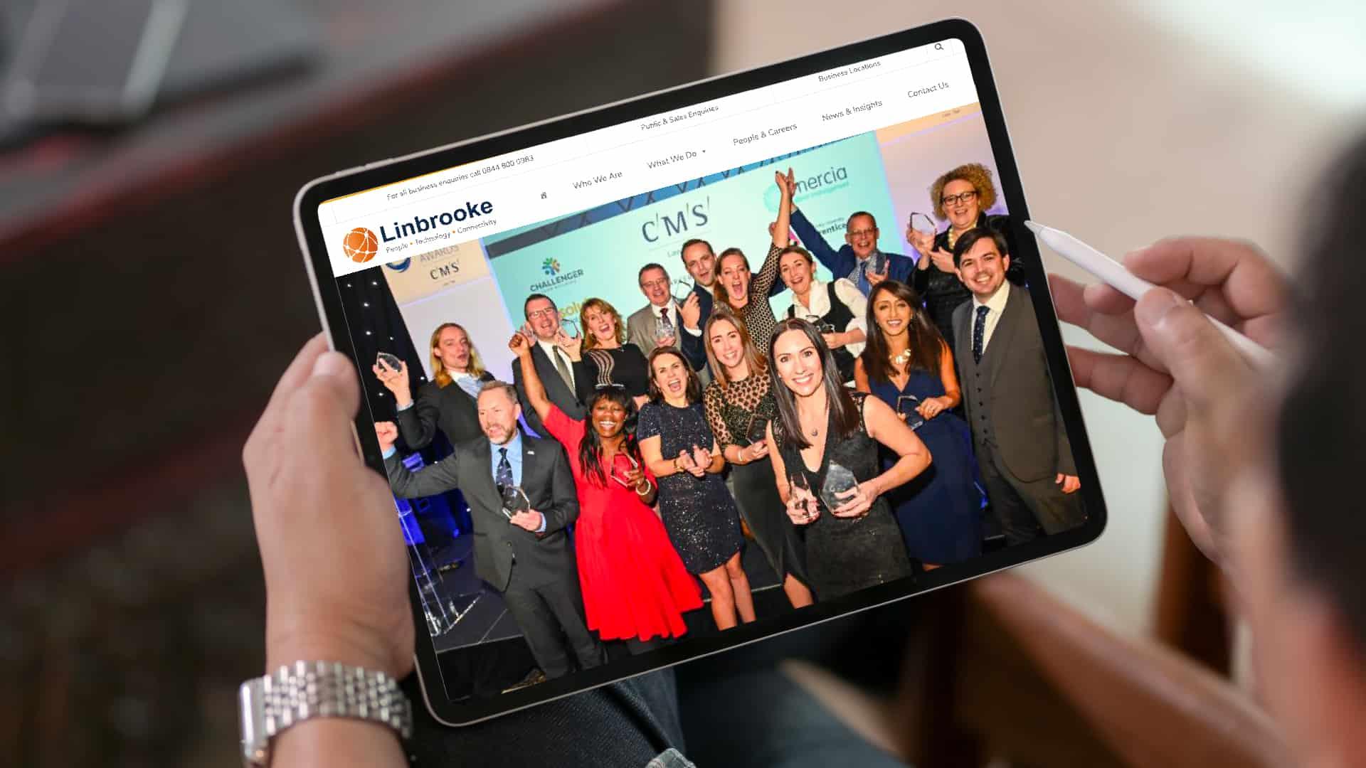 Linbrooke - UK Business Desk Taryn Edge