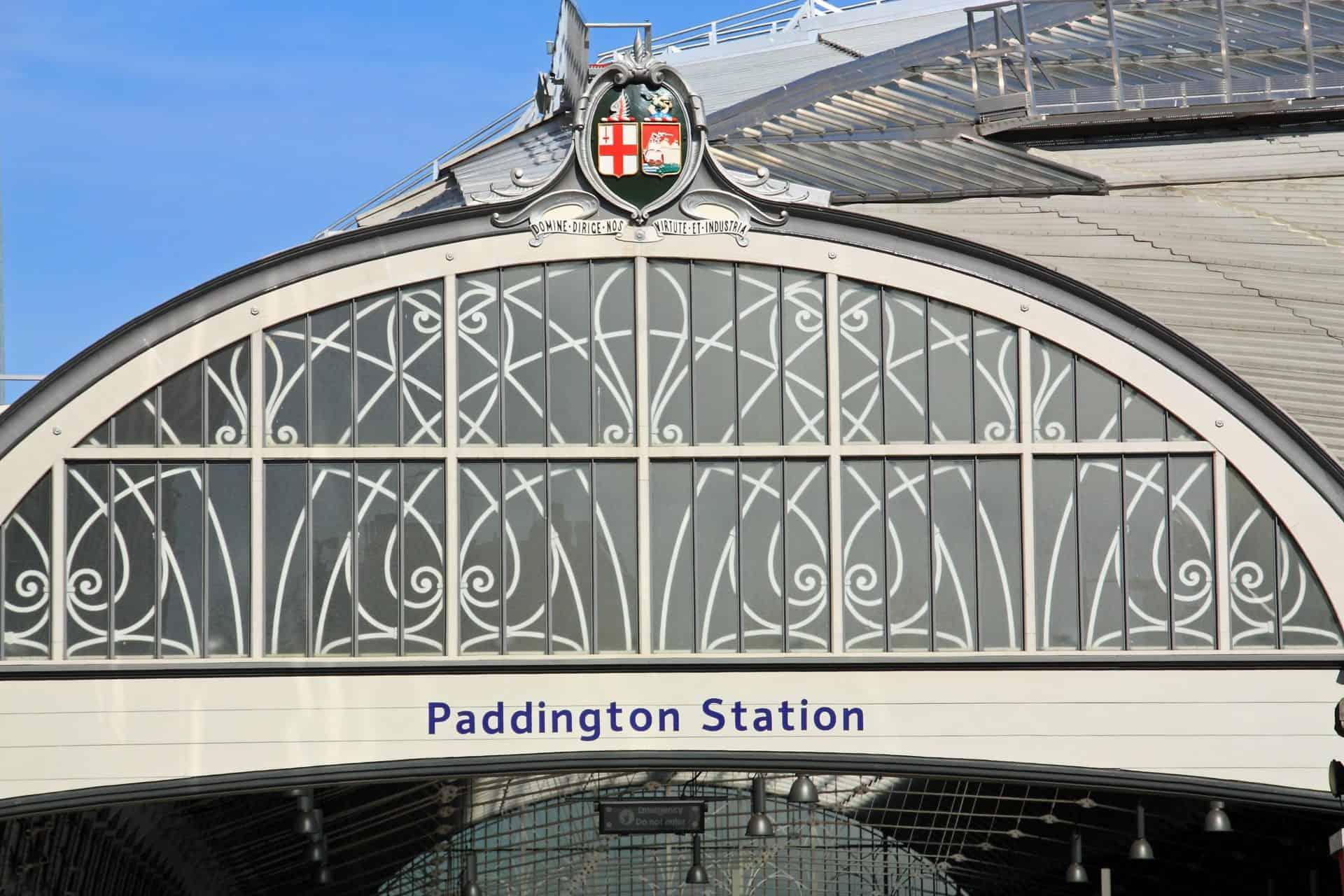 Paddington Station, London, England